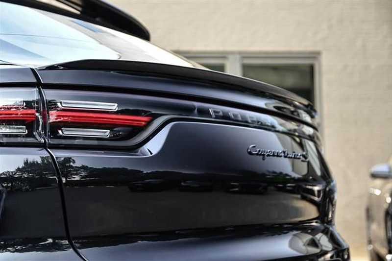 Porsche Cayenne TURBO S E-HYBRID COUPE SPORTDESIGN+BURMESTER NP.241K afbeelding 14
