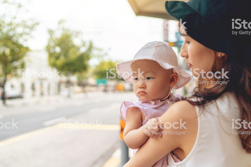 Baby and mother, image by iStock