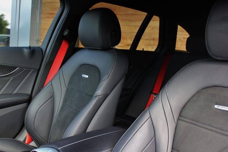 Mercedes-Benz C-Klasse C63 AMG 4.0 V8 Estate 476pk! **360°Camera/Burmester/Spoorassistent** afbeelding 14