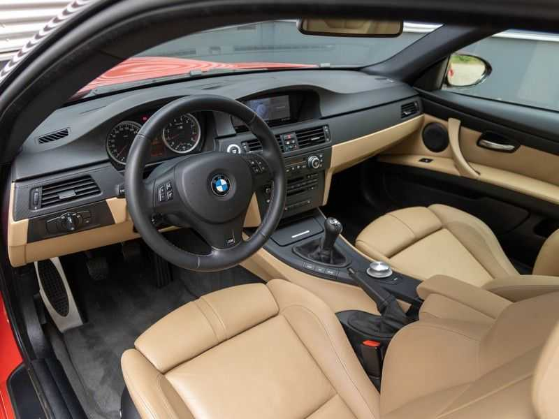 BMW 3 Serie Coupe M3 afbeelding 6