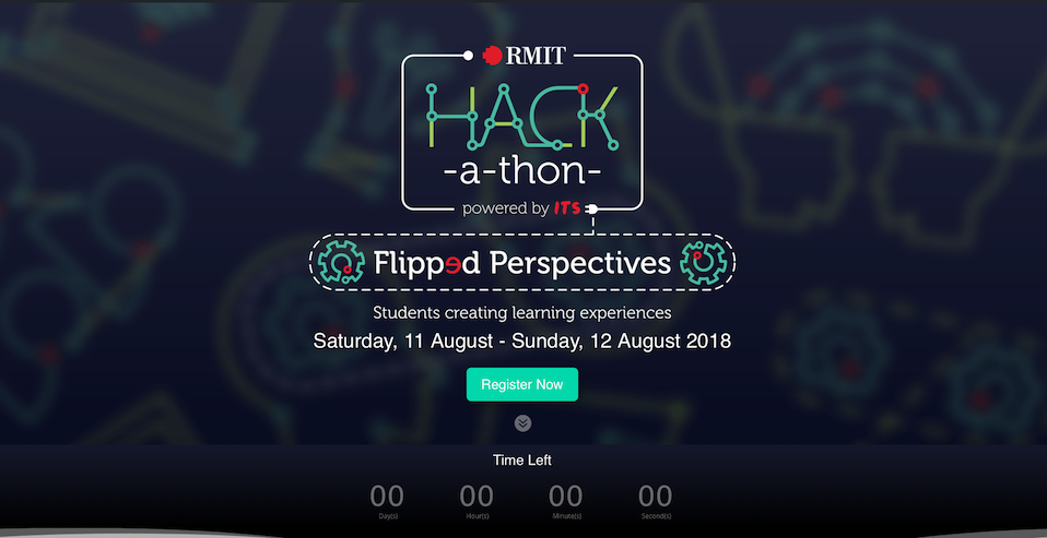 RMIT ITS Hackathon Site