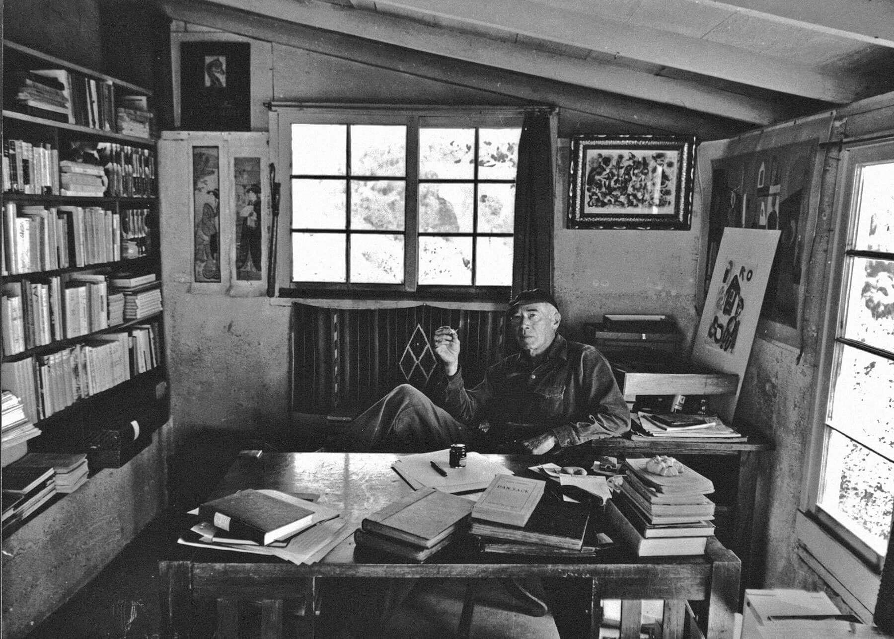 Генри Миллер в1944году. Фото: pinterest.com