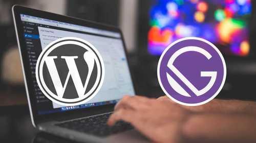 Build a blog with React, WordPress usingGatsby