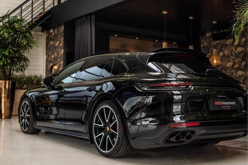 Porsche Panamera Sport Turismo 4.0 GTS | Sport Design | Sport Chrono | Pano | BOSE | PDLS afbeelding 6