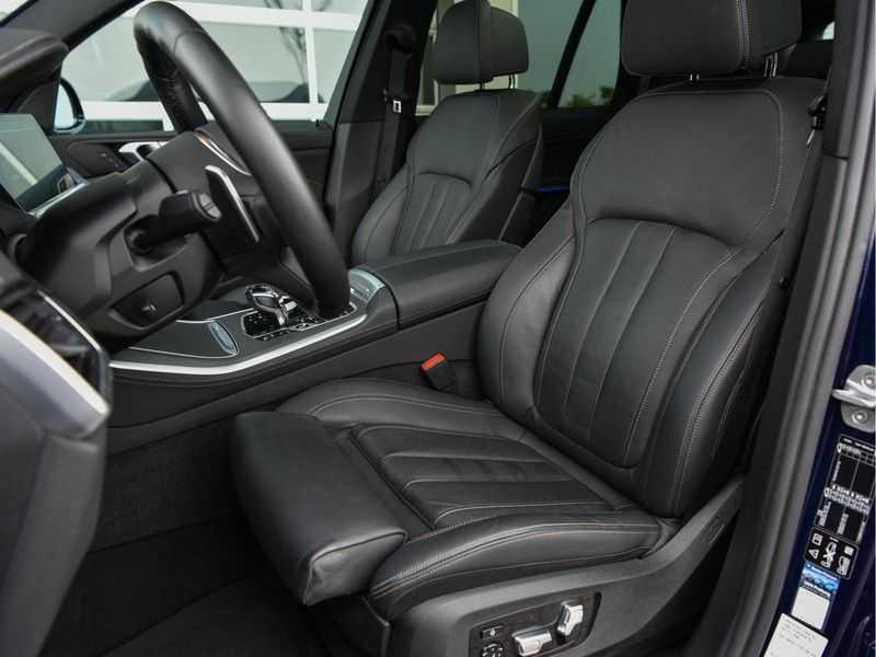 BMW X5 M50d M-Sportpakket Laser-LED H&K Pano Head-Up Swarovski Comf.Zetels 22-Inch! afbeelding 12