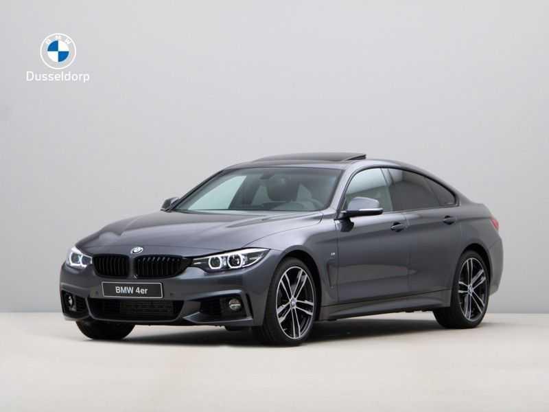 BMW 4 Serie Gran Coupé Exe. M-Sport 418i afbeelding 1