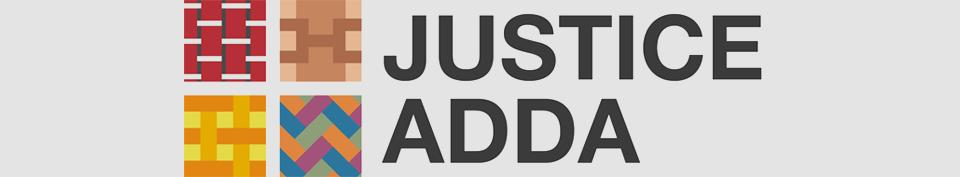 Graphic for Justice Adda