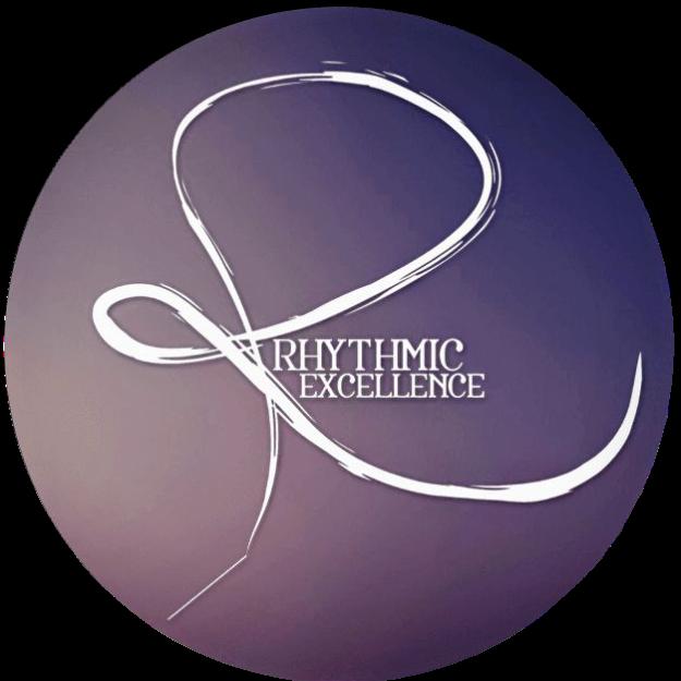 Rhythmic Excellence logo