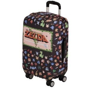 Zelda Luggage Cover