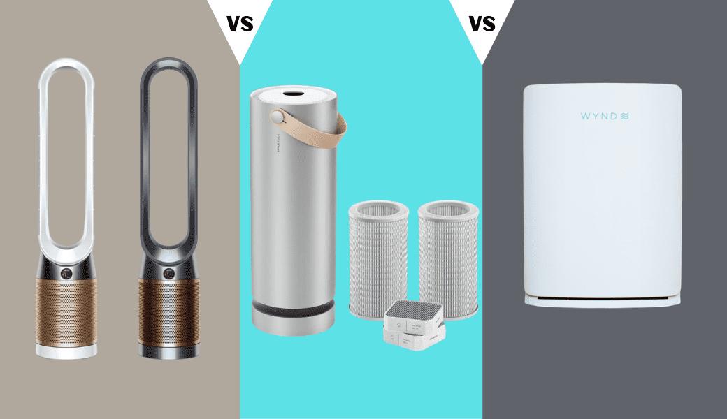 Dyson vs Molekule vs Wynd - Cover Image