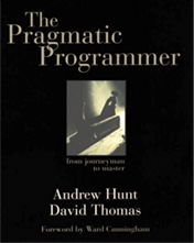 The Pragmatic Programmer front cover