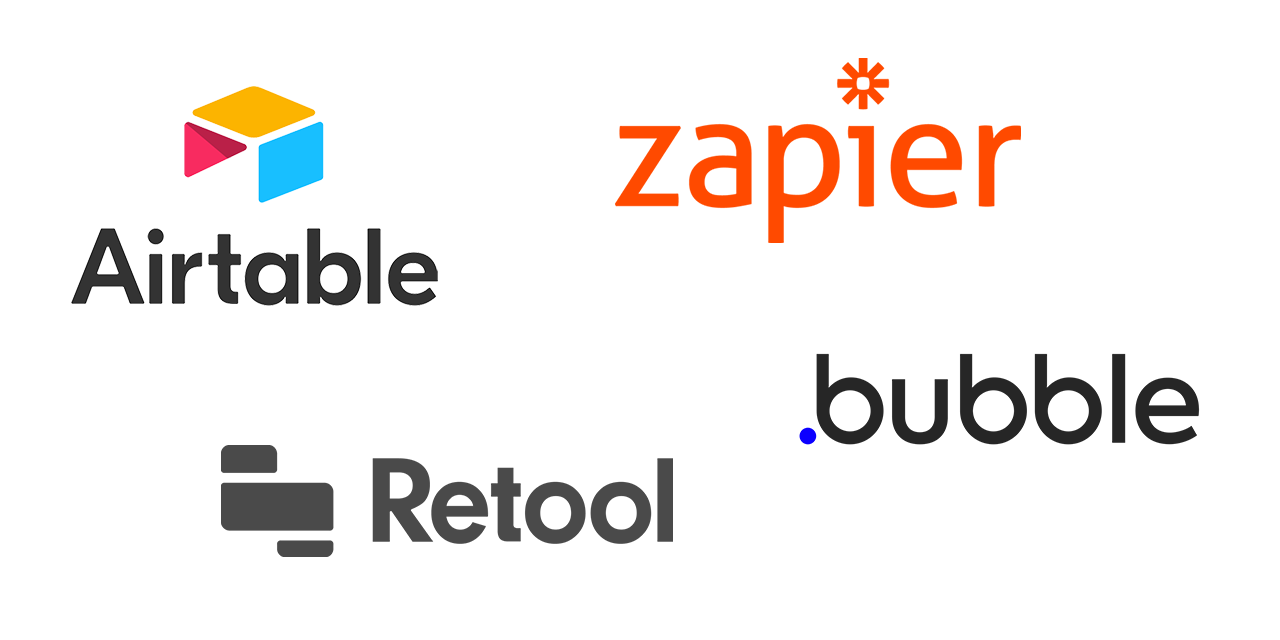No-code tools like Bubble, Retool and Zapier are helping make software development accessible to non-developers