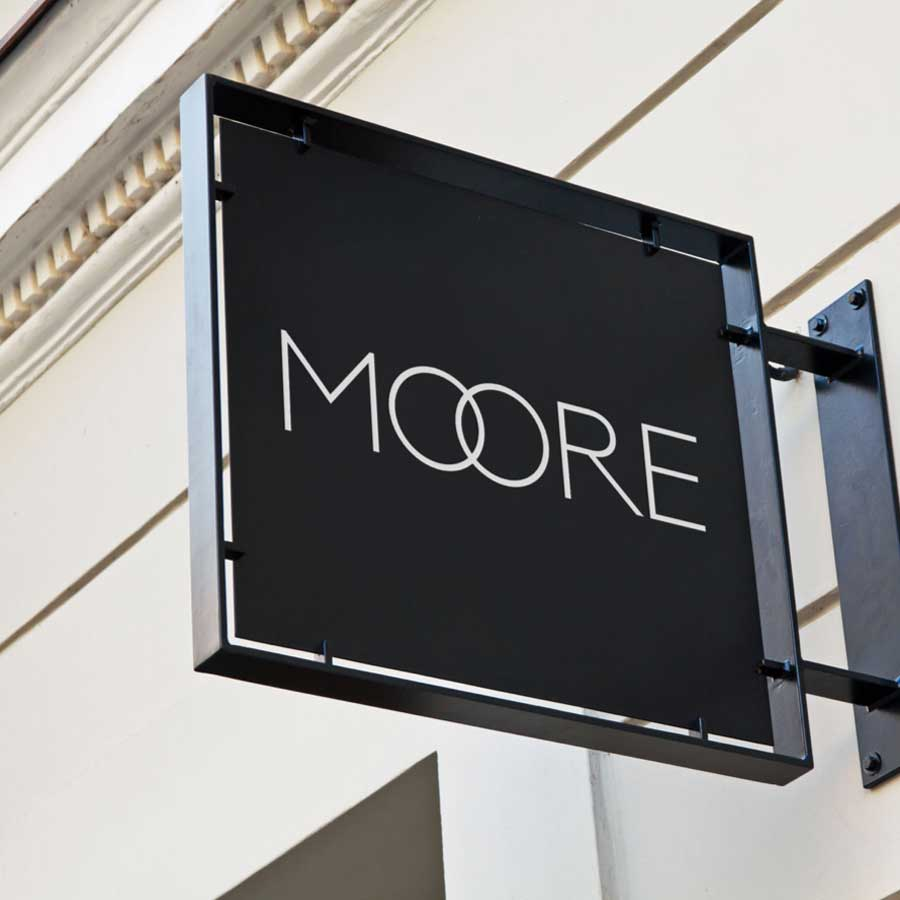 Moore - Sign