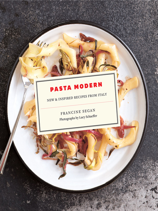 Pasta Modern book cover