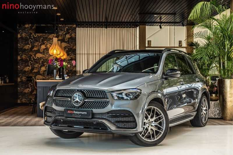 Mercedes-Benz GLE 450 4MATIC AMG | Drive package | Panoramadak | 20 inch | Trekhaak afbeelding 1