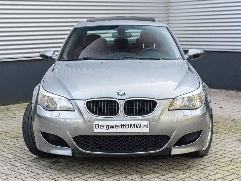BMW 5 Serie M5 H6 - Manual - Volleder - 79.998km! afbeelding 5