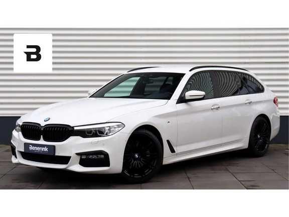 BMW 5 Serie Touring 520i Executive M Sport, Shadow Line, HiFi System, Trekhaak elektrisch