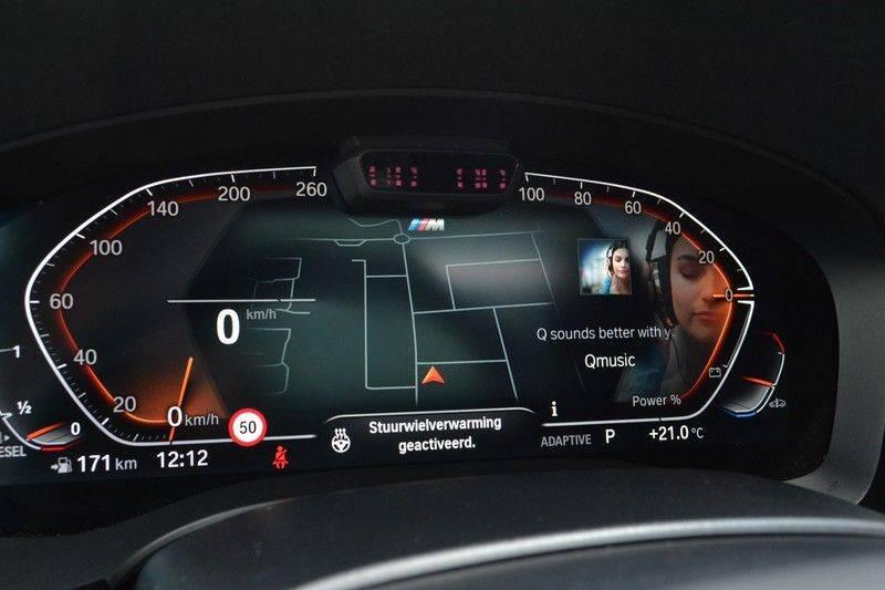 "BMW 5 Serie Touring 530d 286pk M-Sport Pano DA+ PA+ Laser 21"" Adp-drive HUD afbeelding 13"