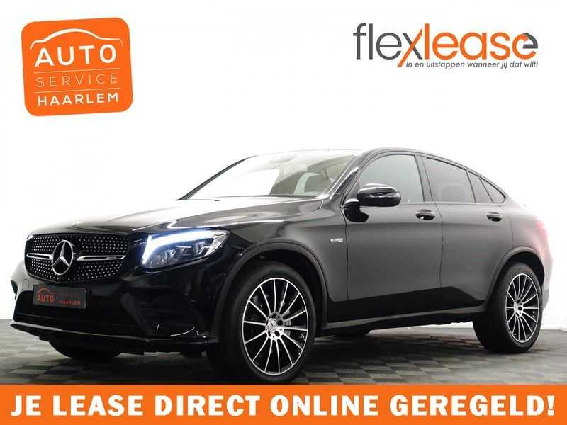 Mercedes-Benz GLC Coupé 43 AMG Night Edition 4MATIC Bi-Turbo 368pk- Full