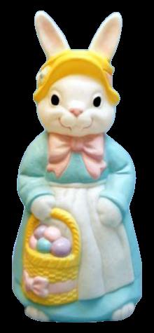 Mrs. Rabbit photo