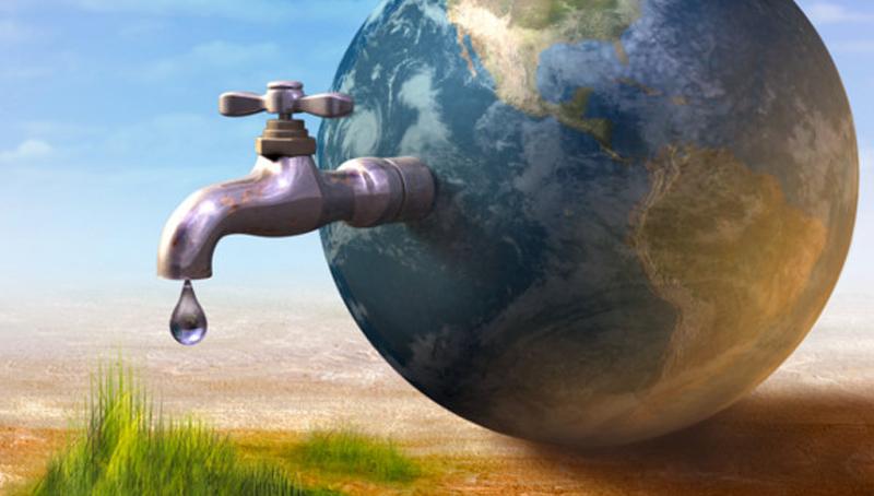 Imagem em destaque para o artigo: A crise da água: 3 cidades que já estão sofrendo
