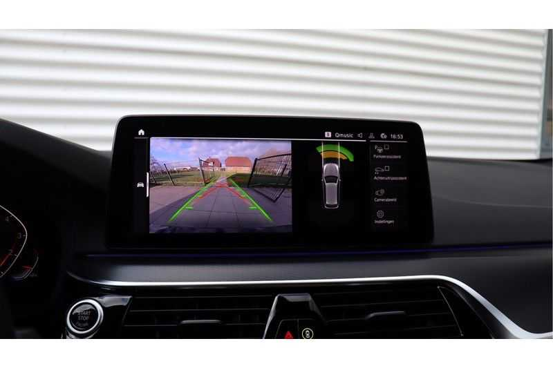 BMW 5 Serie Touring 530i High Executive M Sport Driving Assistant Prof, Head-Up Display, DAB, Memory afbeelding 13