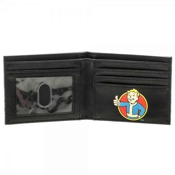 Fallout Nuka Cola Canvas Bi-Fold Wallet