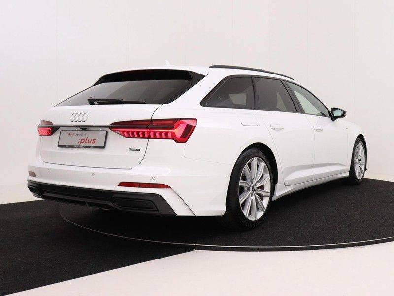 Audi A6 Avant 55 TFSI e 367 pk quattro Competition   Panoramadak   Assistentiepakket Tour/City   B&O   Comfortstoelen met massage/ventilatie   Keyless Entry   Verlengde fabrieksgarantie   afbeelding 5
