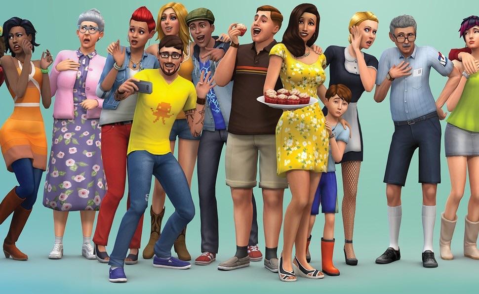 The Sims 4 parece ser de uma nova Maxis