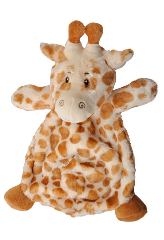 The Petting Zoo: Snugglerz Giraffe Blanket