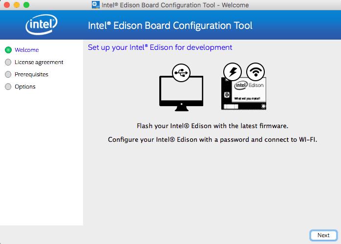 intel configuration