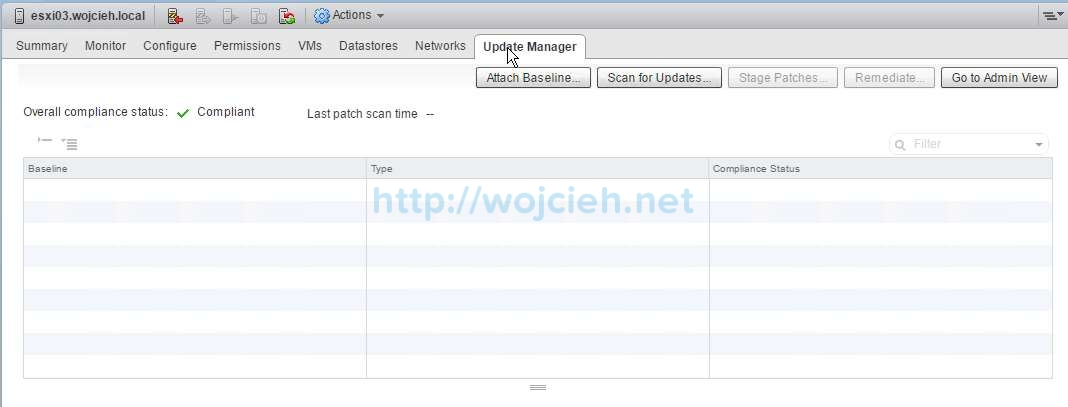 How to upgrade ESXi 6.0 to ESXi 6.5 using VMware Update Manager - 11