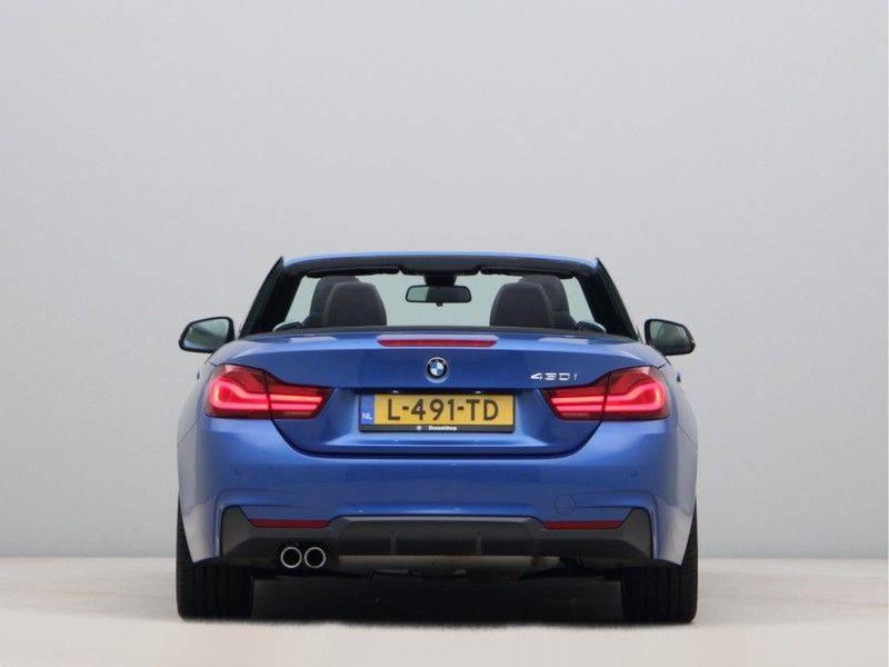 BMW 4 Serie Cabrio 430i High Exe M-Sport afbeelding 15