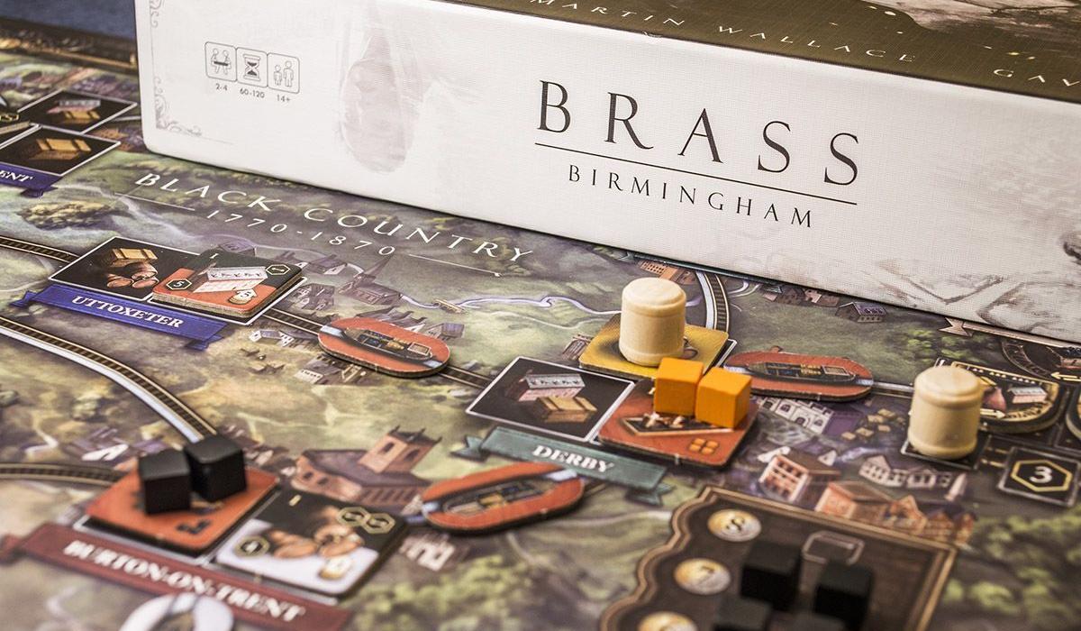 Brass: Birmingham avagy tematizált stratégia felsőfokon