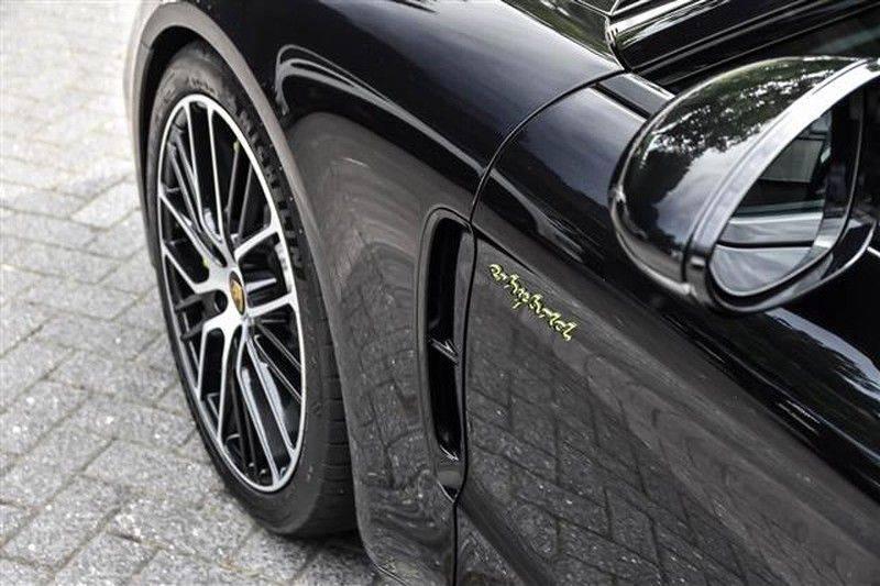 Porsche Panamera 4S E-HYBRID ST SPORTDESIGN+HEADUP+ACC NP. 180K afbeelding 18