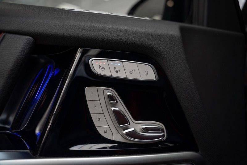 Mercedes-Benz G-Klasse G 500 AMG Line Burmester Night pakket Massagestoelen afbeelding 21