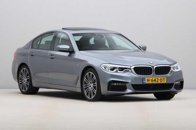 BMW 5 Serie 540d xDrive High Executive afbeelding 5