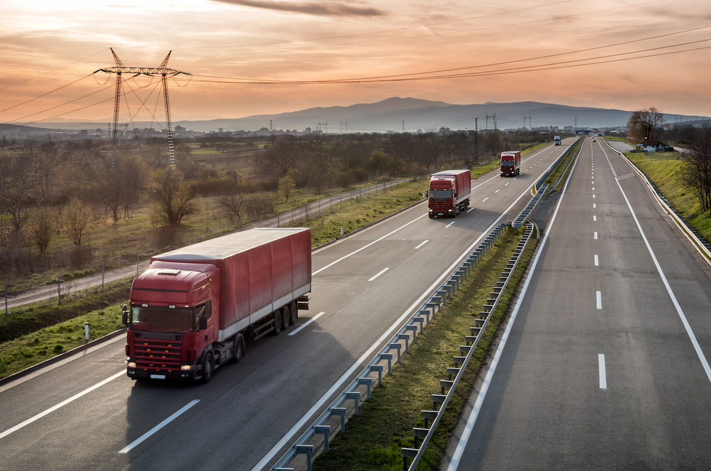 truck-highway-sunset-blockchain