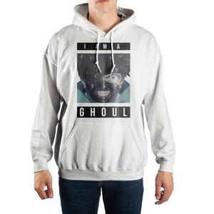 Tokyo Ghoul Koutarou Amon? I Am A Ghoul? Hooded Sweatshirt