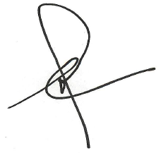 Dr Cheong's Signature