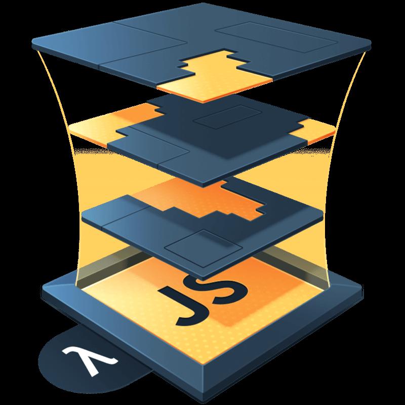 Just Enough Functional Programming Logo