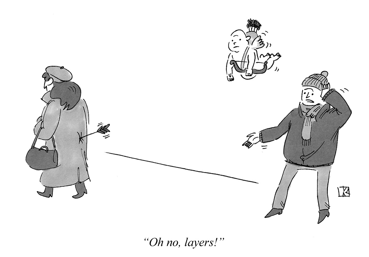 Oh no, layers!