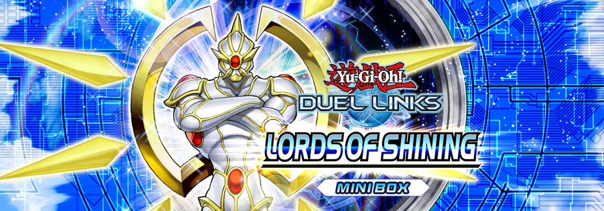 Box Review: Lords of Shining | YuGiOh! Duel Links Meta