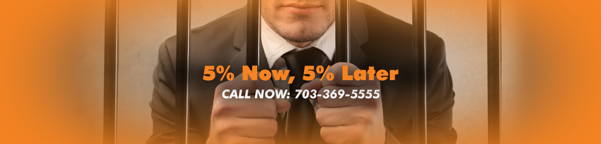 Half Down Fairfax County Bail Bonds