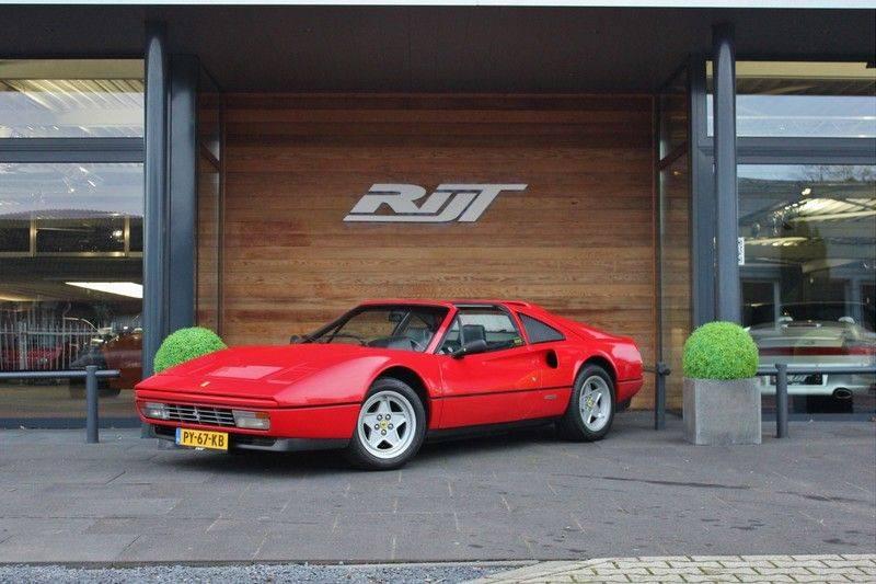 Ferrari 328 GTS Quattrovalvone 3.2 V8 270pk NL Auto afbeelding 17