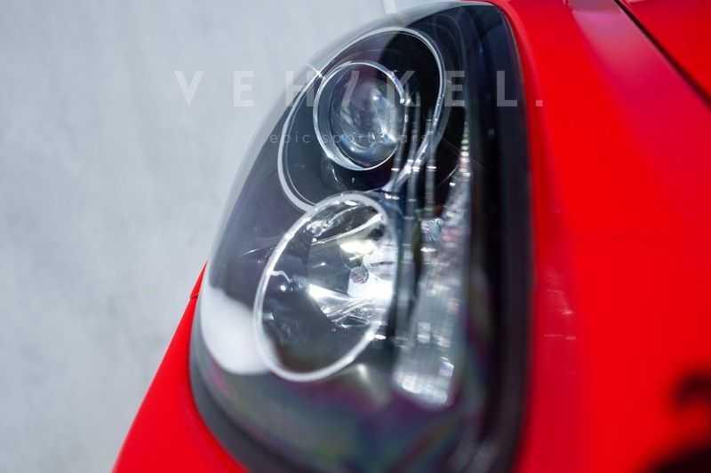 Porsche Cayman 2.7 // Handgeschakeld // Iconic Guards Red afbeelding 7
