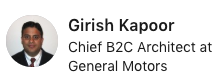 Quote from Girish Kapoor