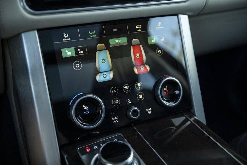 Land Rover Range Rover 5.0 V8 SC Autobiography Portofino Blue + Verwarmde, Gekoelde voorstoelen met Massage Functie + Adaptive Cruise Control + Head Up afbeelding 20