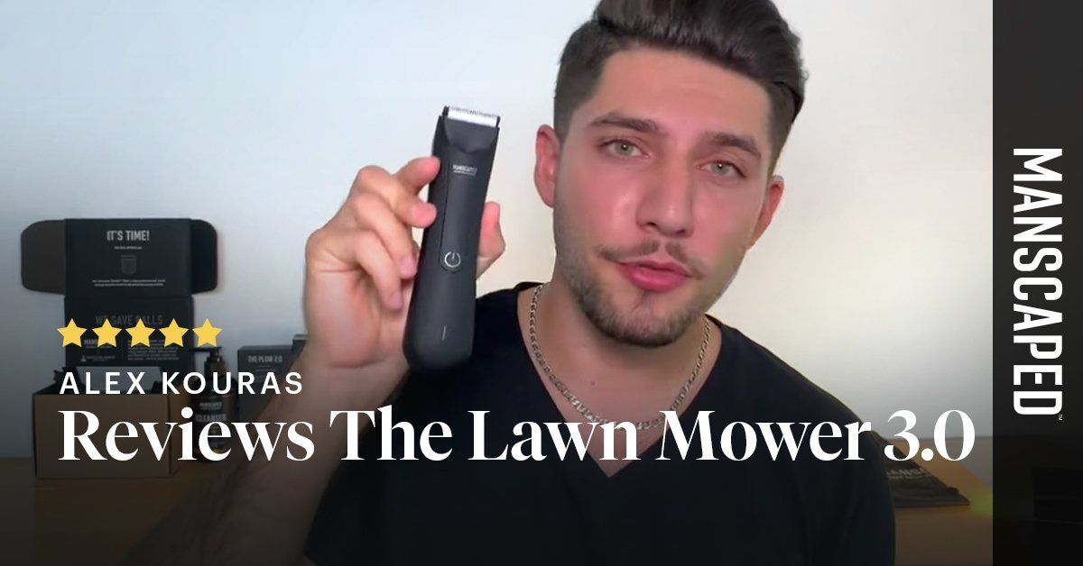 Alex Kouras Reviews The Lawn Mower™ 3.0 Trimmer