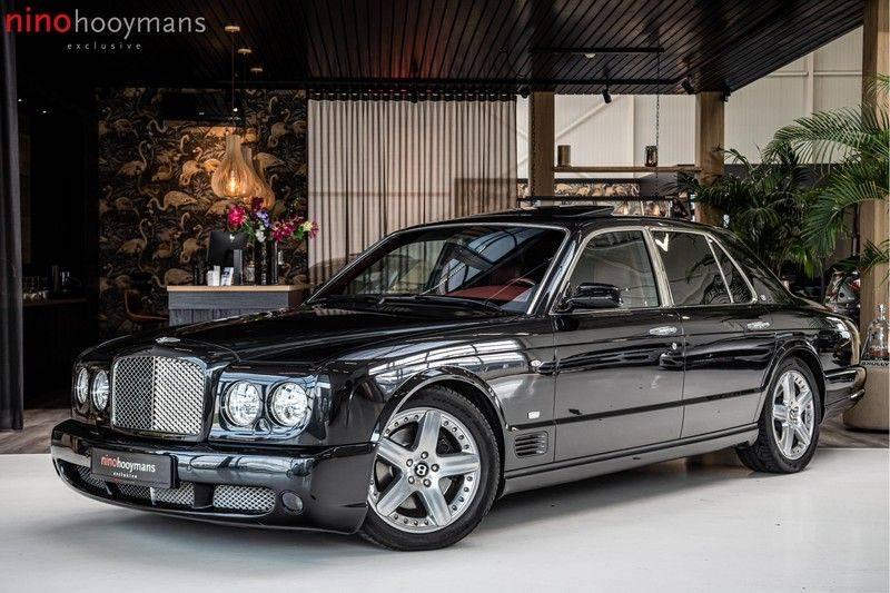 Bentley Arnage 6.8 V8 T (recent voor 20.000,- onderhouden) afbeelding 1